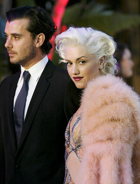 "<div class=""meta image-caption""><div class=""origin-logo origin-image none""><span>none</span></div><span class=""caption-text"">Gavin Rossdale, left, and Gwen Stefani arrive at the Vanity Fair post-Oscar party, Sunday, Feb. 29, 2004, in the West Hollywood section of Los Angeles. (AP Photo/CHRIS WEEKS)</span></div>"