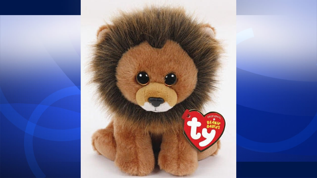 "On Monday, August 3, 2015, Toy-maker Ty Inc. announced all proceeds from the ""Cecil the Lion"" Beanie Baby will be donated to a wildlife organization."