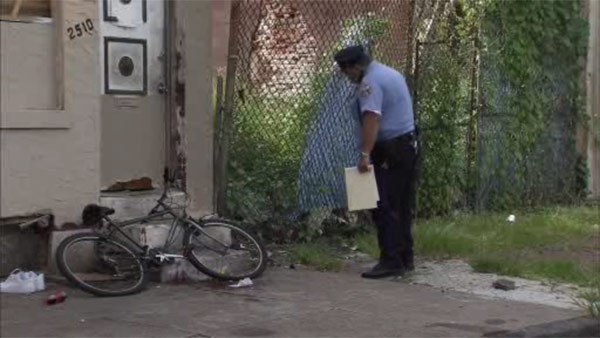 3 sought after man gunned down in West Kensington