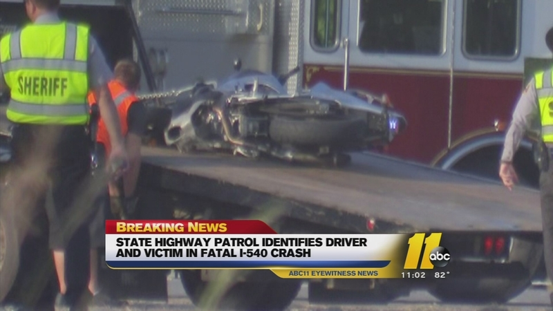Motorcyclist killed on I-540
