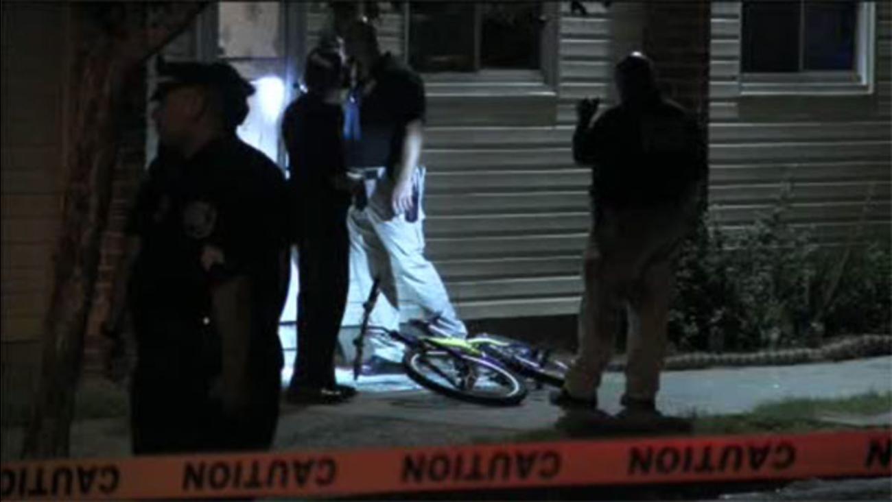 Police investigate shooting in Camden