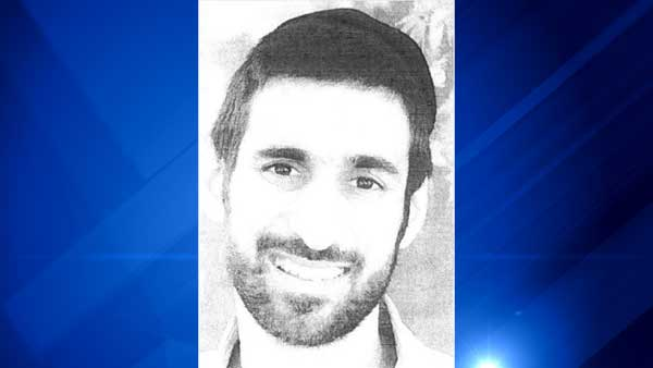 Yosey Benzev, 37, was reported missing after he jumped out of a car in Chicago's West Rogers Park neighborhood and ran.
