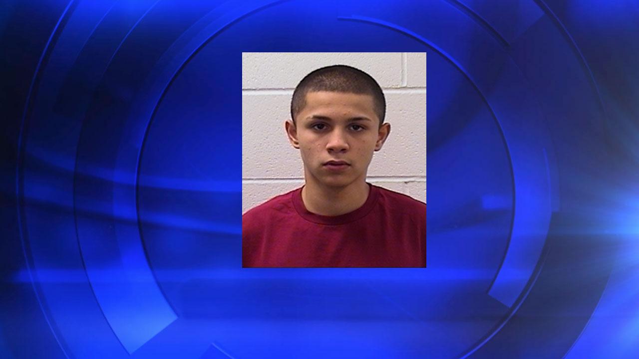 15-year-old Daniel Patrick Hernandez