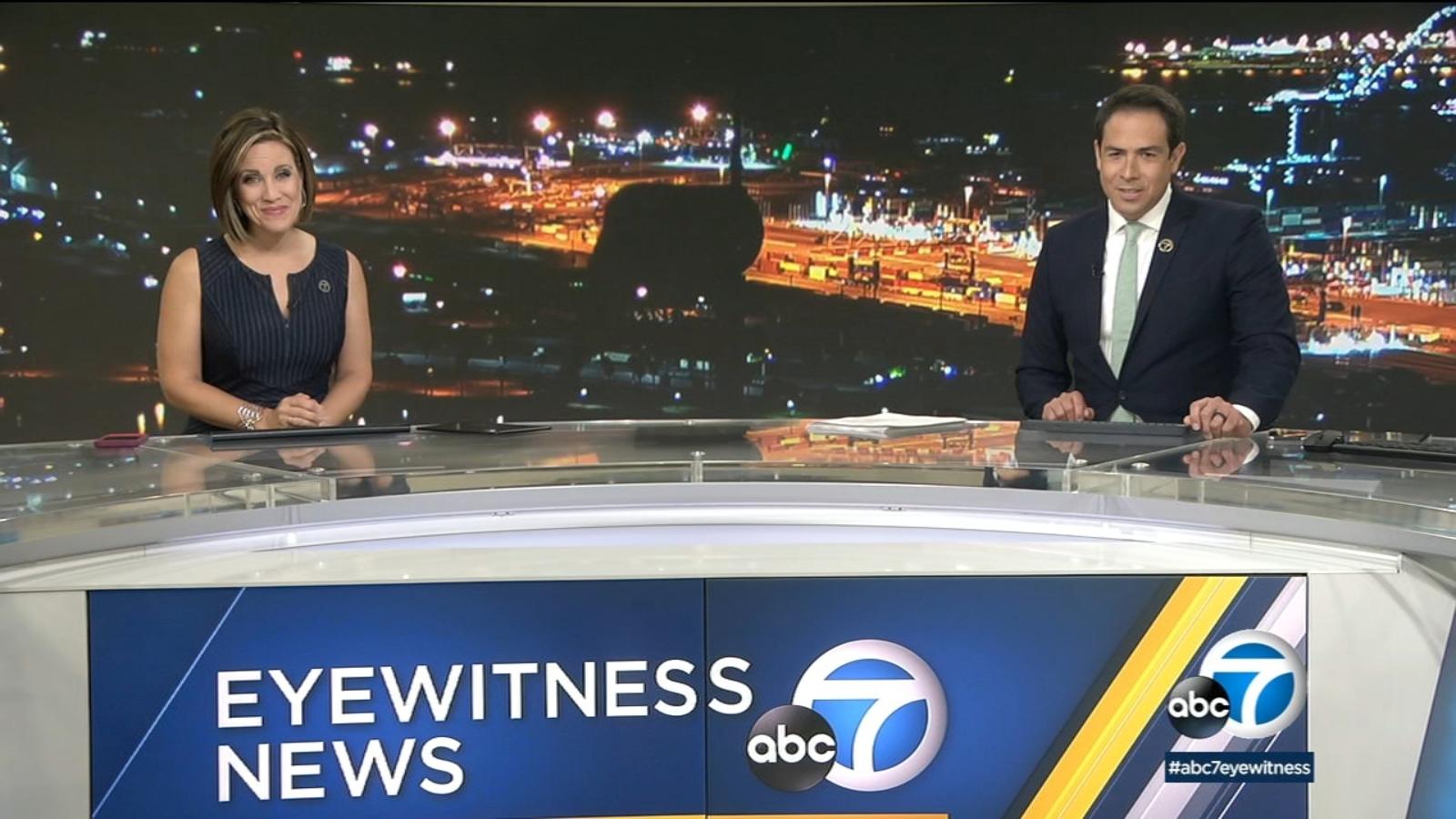 Eyewitness News at 6am - ABC7 Los Angeles