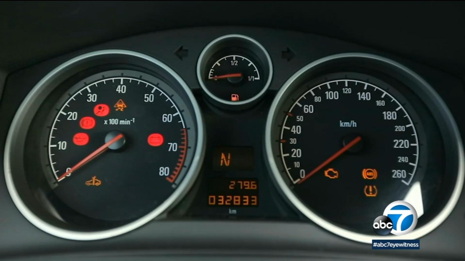 Odometer fraud increasing in used-car market, experts warn