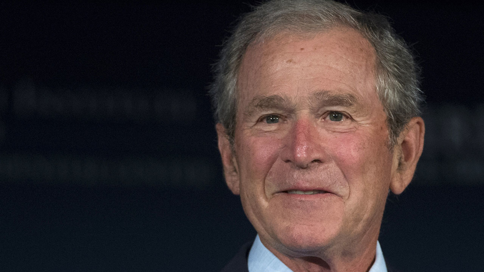 George W. Bush makes surprise appearance for jury duty ...