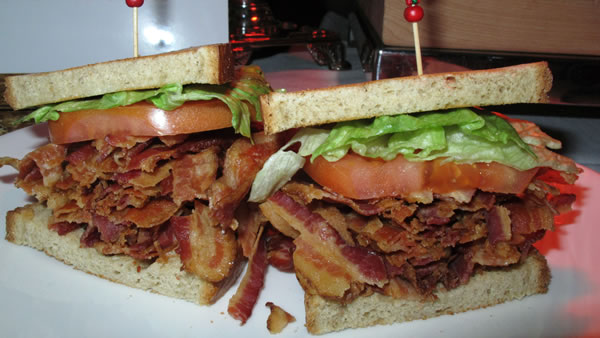 """<div class=""""meta image-caption""""><div class=""""origin-logo origin-image """"><span></span></div><span class=""""caption-text"""">November 3- Sandwich Day:  Today is the day to thank the Earl of Sandwich for thinking outside of the box when he put meat between two pieces of bread. (AP Photo/Wayne Parry)</span></div>"""