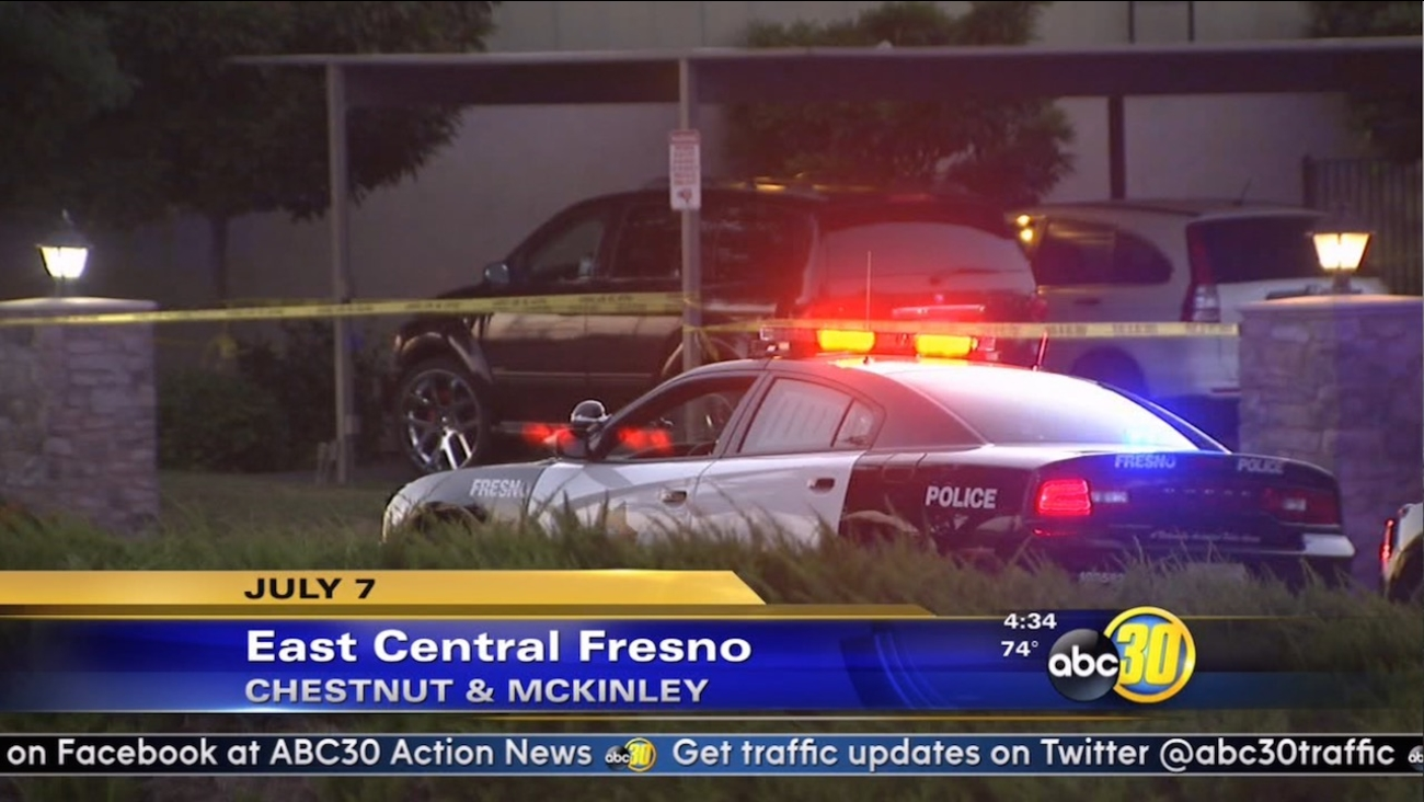 The shooting happened near Chestnut Avenue and McKinley Avenue in East Central Fresno on July 7th.