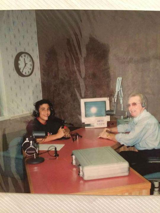 <div class='meta'><div class='origin-logo' data-origin='none'></div><span class='caption-text' data-credit='KTRK Photo'>David Nuno giving his first radio interview</span></div>