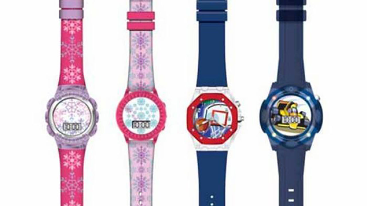"MZB Children's ""Light Up"" watch"