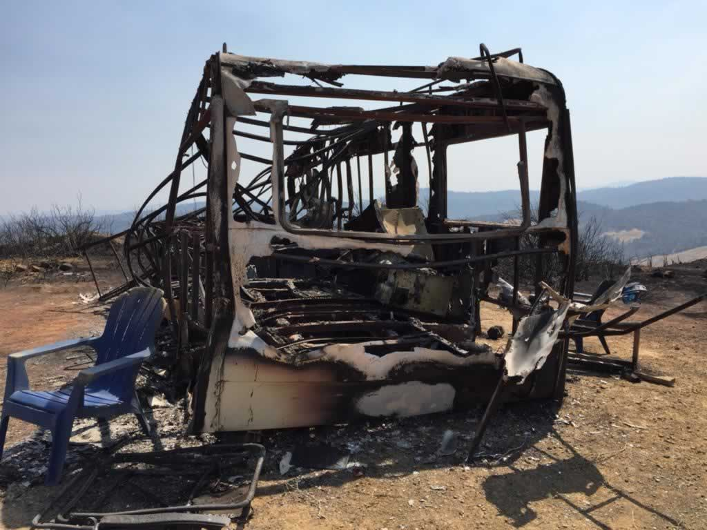 "<div class=""meta image-caption""><div class=""origin-logo origin-image none""><span>none</span></div><span class=""caption-text"">This is just some of what the Rocky Fire left in its wake in Lake County, Calif. on Wednesday, August 5, 2015. (KGO-TV)</span></div>"