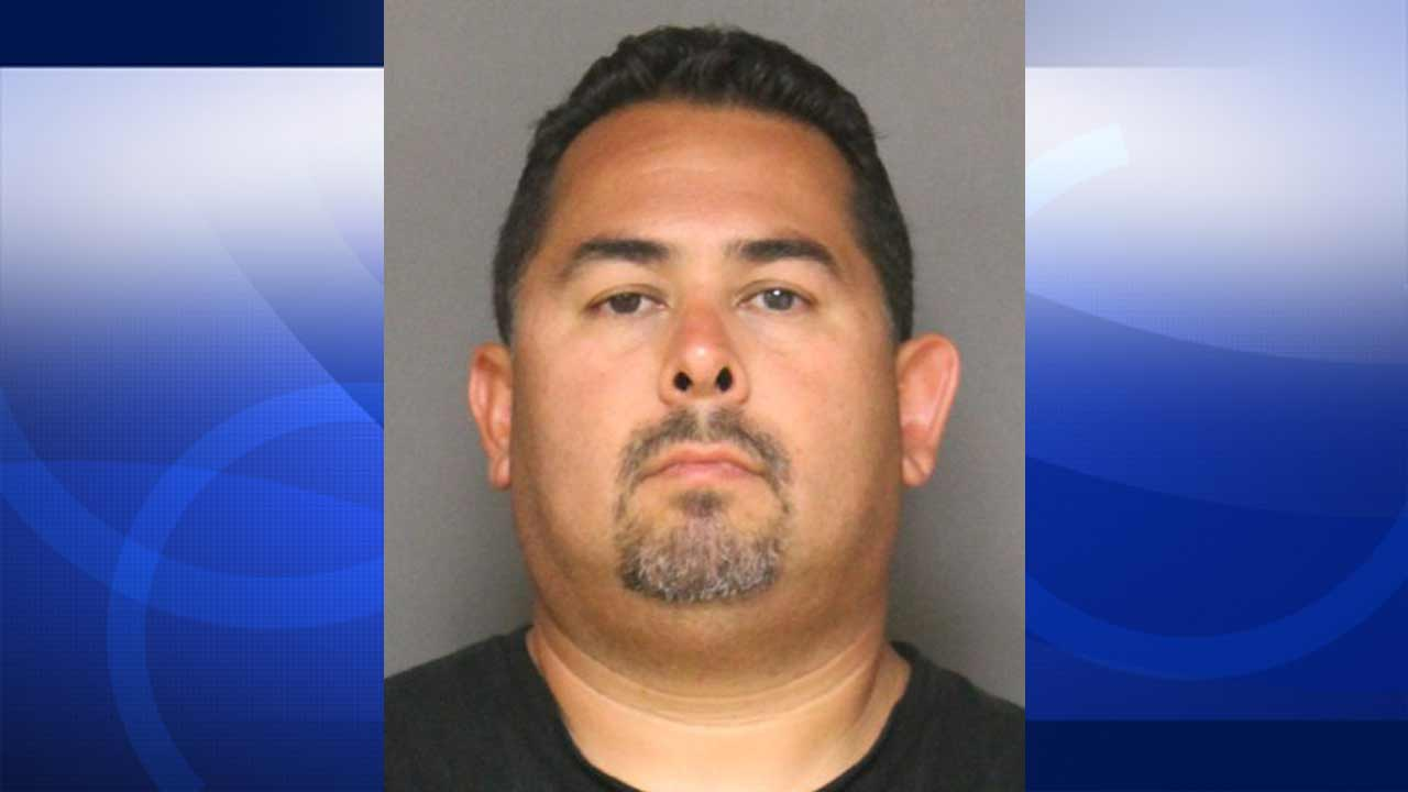 Manuel Ramos, a former Fullerton police officer acquitted in the beating trial of Kelly Thomas, was arrested on domestic violence charges in the 3600 block of W. Oak Avenue.