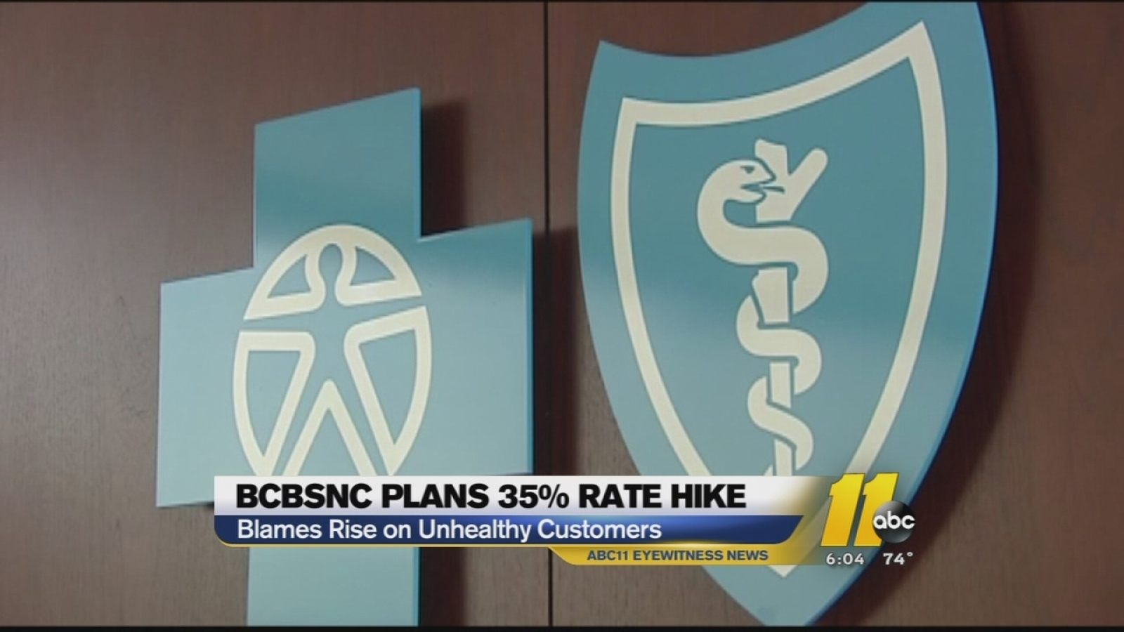 Blue Cross of NC seeks 35 percent rate hike on Affordable ...