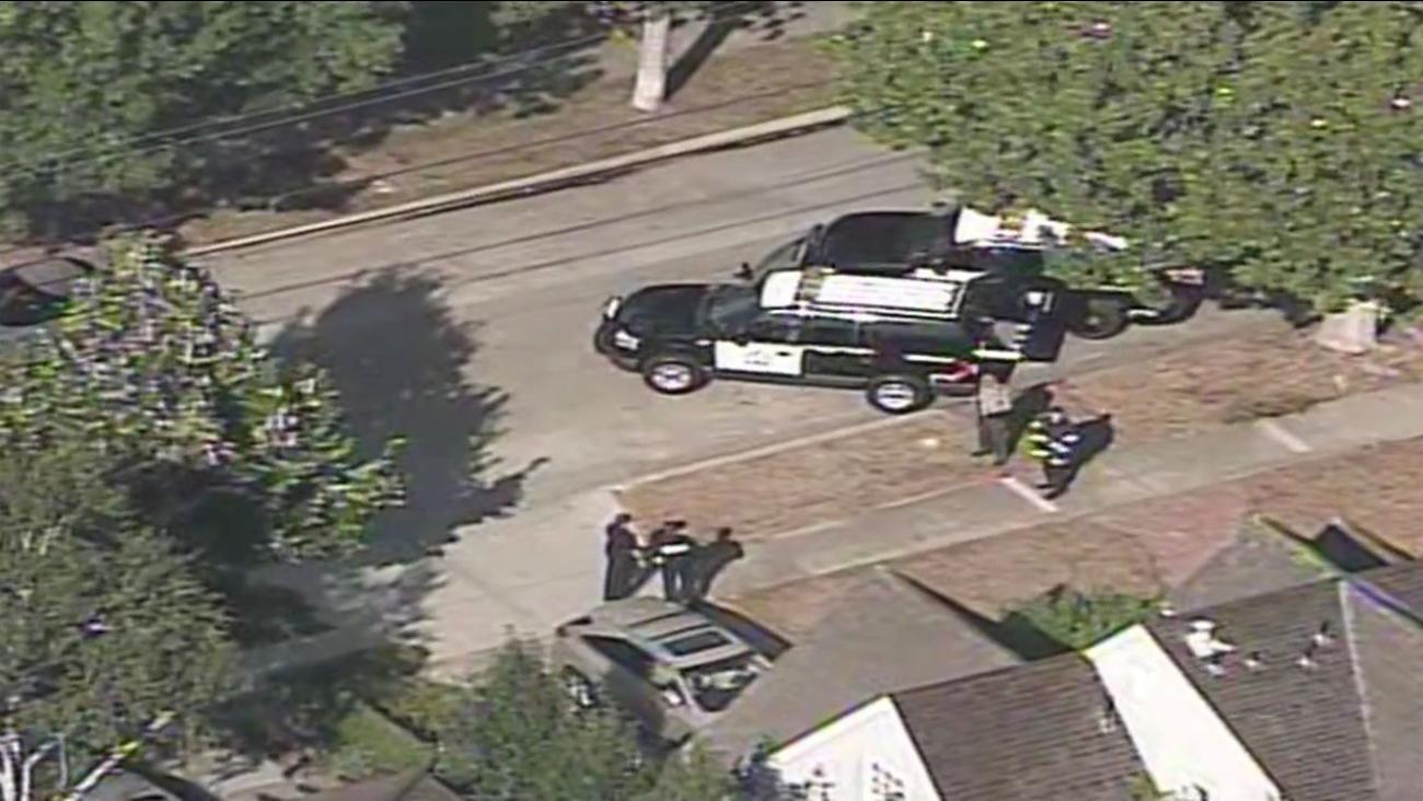 A Santa Clara County bomb squad has detonated World War II-era grenades and mortars found Thursday, August 6, 2015 in Palo Alto, Calif.