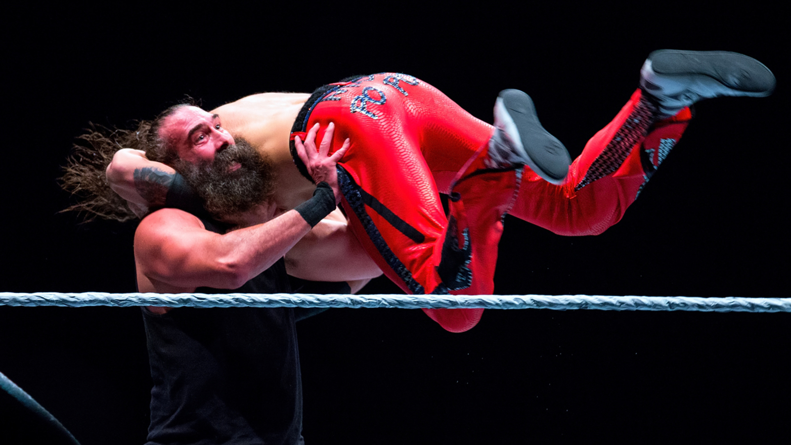 Wrestler Jon Huber, known as Luke Harper and Brodie Lee, dies at 41 from 'non-COVID related lung issue,' his wife says