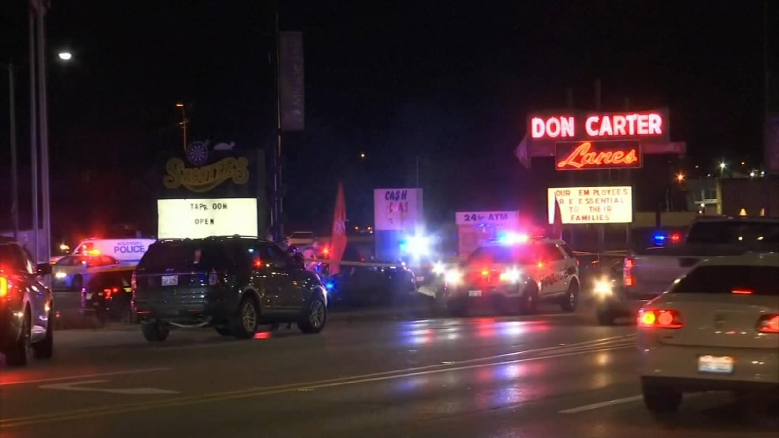 Rockford shooting: Suspect, Duke Webb, detained after 6 shots, 3 killed in apparent randomness at bowling alley Don Carter Lanes