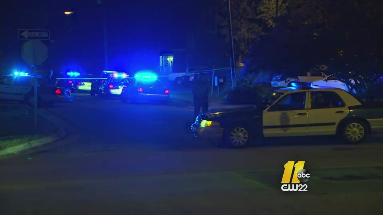Raleigh shooting