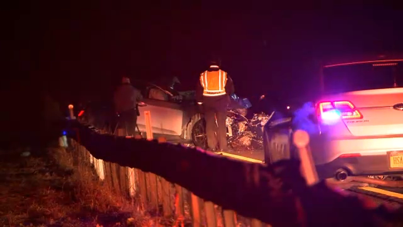Serious multi-vehicle crash forces major Westchester County roadway to close