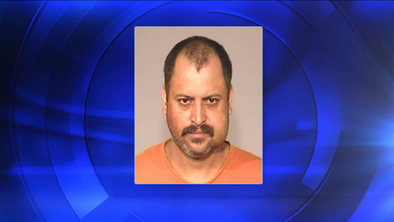 Jesus Adrian Espinoza, 40, is seen in this photo.