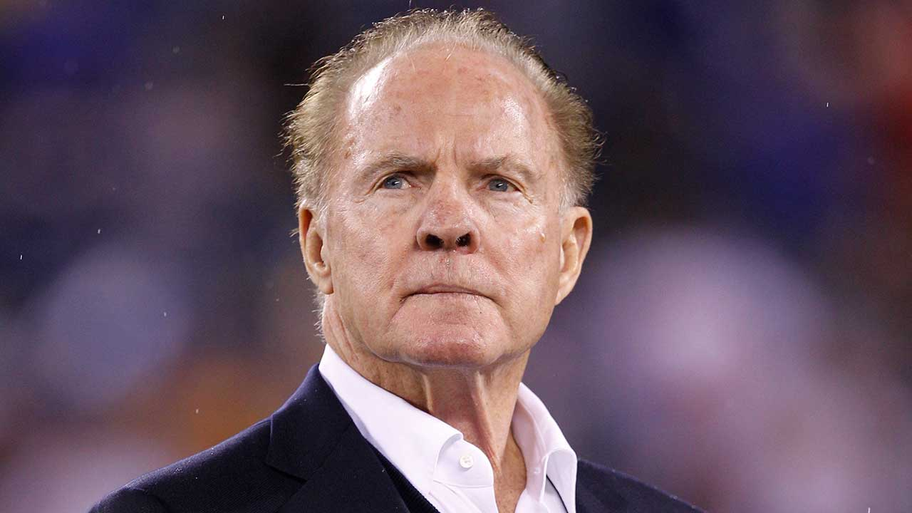 NFL Hall of Famer Frank Gifford