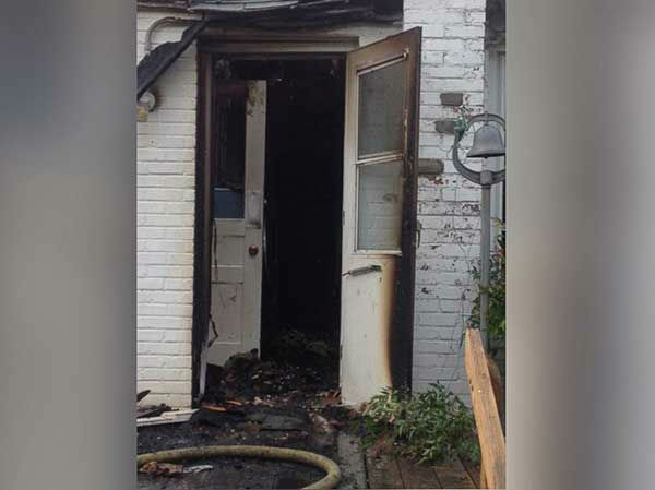 "<div class=""meta image-caption""><div class=""origin-logo origin-image none""><span>none</span></div><span class=""caption-text"">Half of home was destroyed in the fire, which the family believes was started by a bolt of lightning. (Bernadette Such/ABC News)</span></div>"