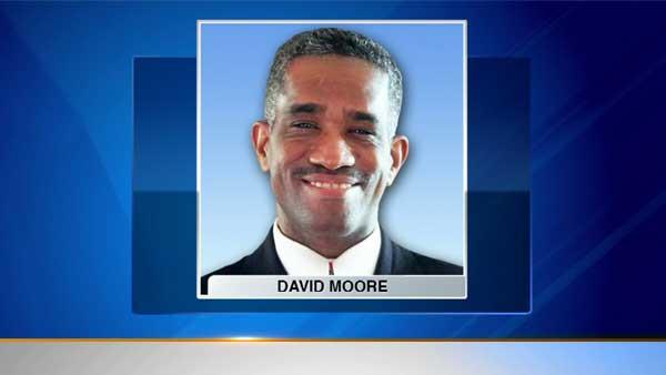 Alderman David Moore of Chicago's 17th Ward.