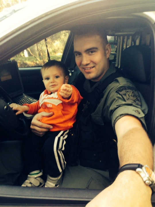 """<div class=""""meta image-caption""""><div class=""""origin-logo origin-image none""""><span>none</span></div><span class=""""caption-text"""">Behm is the father of a 2-year-old and said he was happy to help. (Photo/Charles Country Sherrif's Office)</span></div>"""