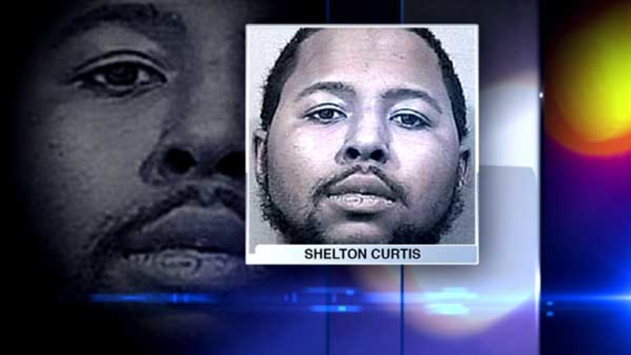 Gary police are looking for Shelton Curtis, 22, who was charged in the shooting deaths of two 18-year-old men. Authorities said he is considered armed and dangerous.