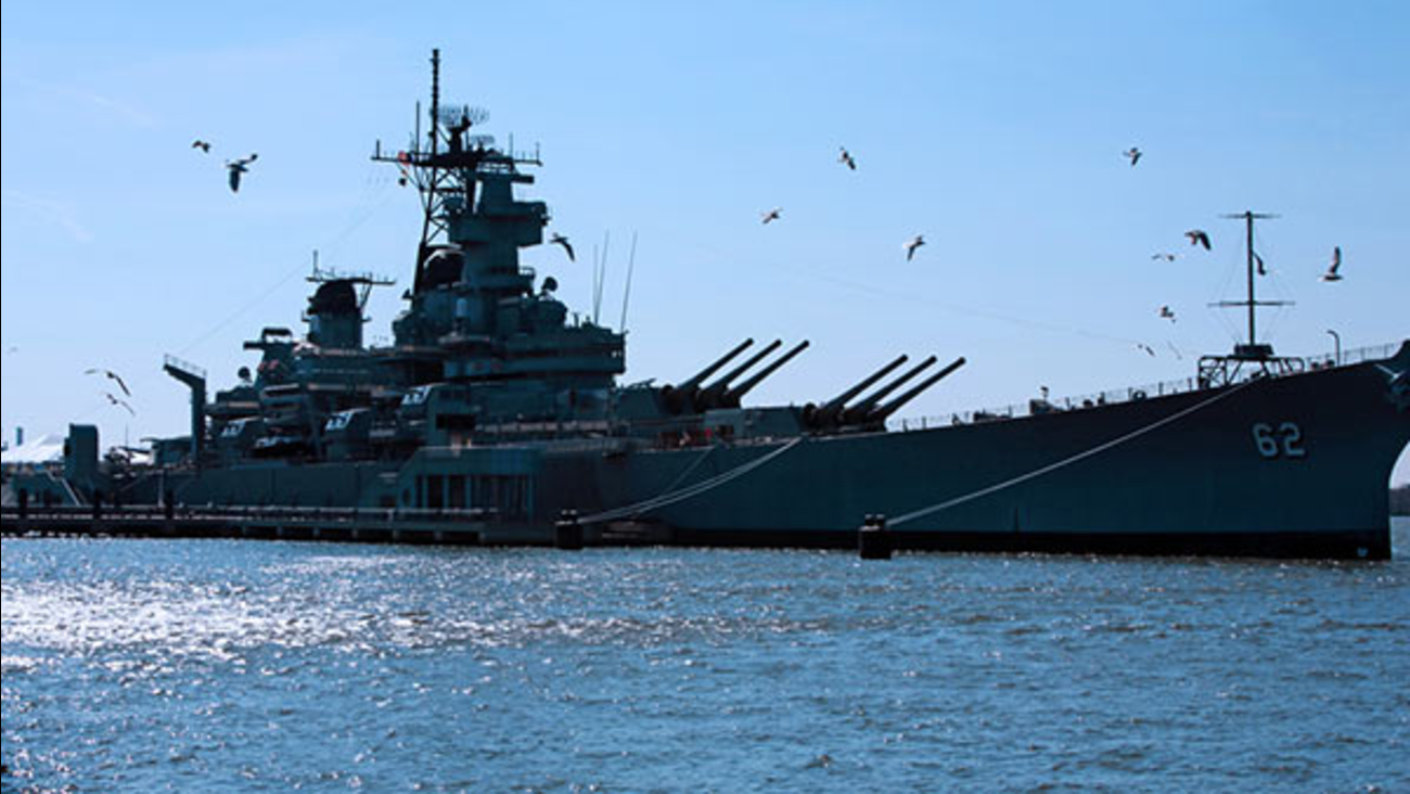 Battleship New Jersey