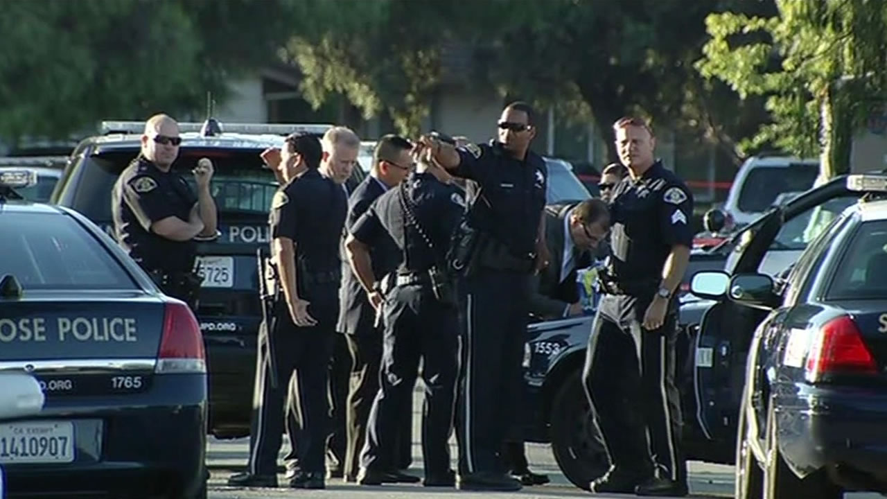 San Jose police investigate two separate officer-involved shootings that occurred in a six-hour period between Sunday, August 10, 2015 and Monday, August 11, 2015.