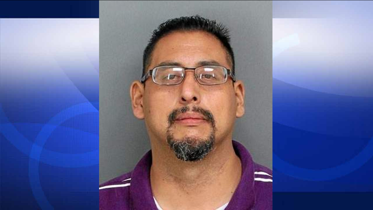 David Esquer, 42, is shown in an undated file photo.