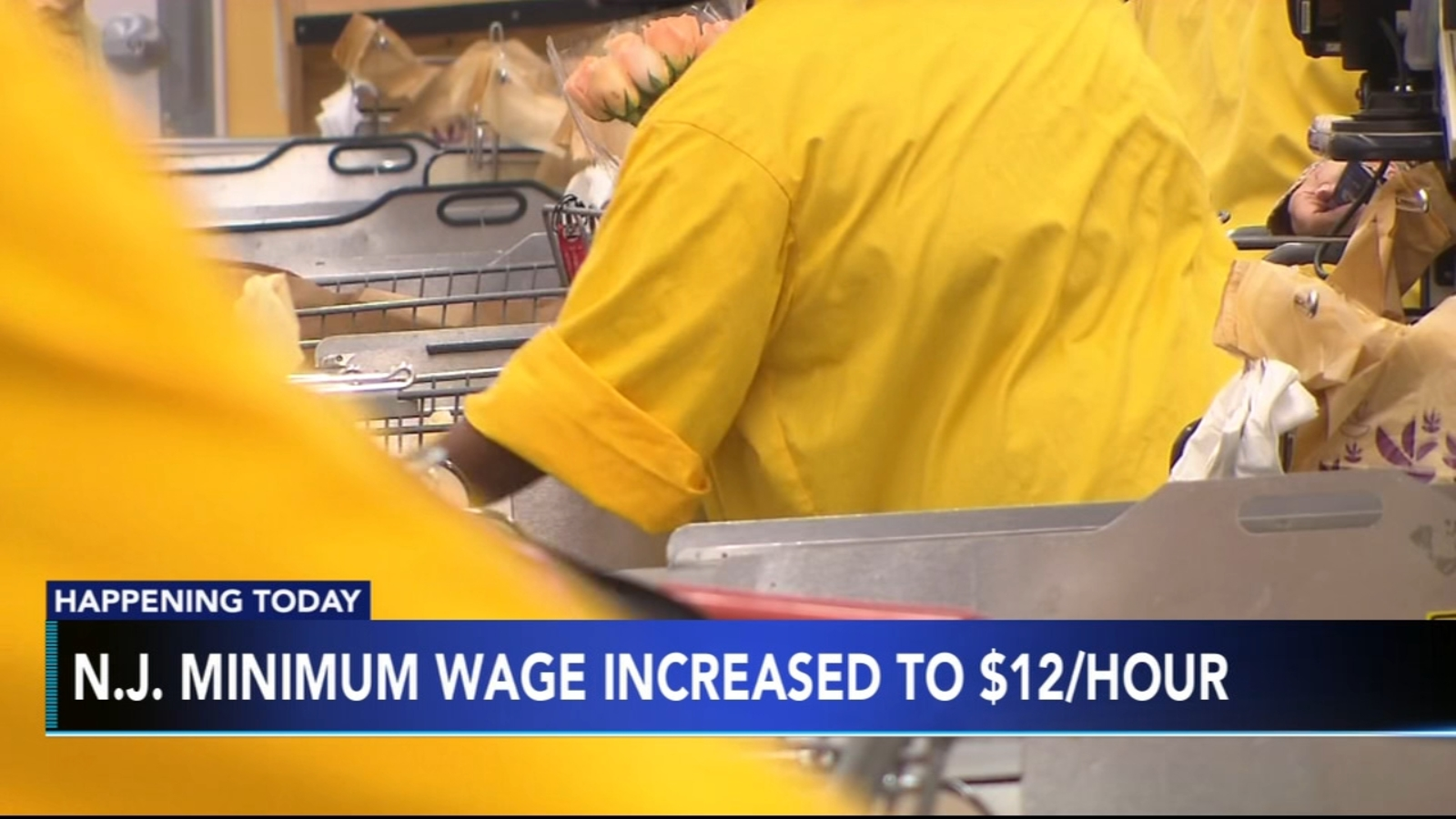 2021 Minimum Wage New Jersey Among 20 States Raising Rates On New Year S Day 6abc Philadelphia