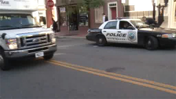 Police investigate robbery and assault in Wilmington