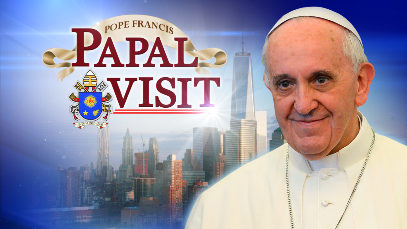 pope francis visit new york city