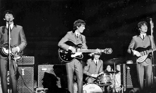 "<div class=""meta image-caption""><div class=""origin-logo origin-image none""><span>none</span></div><span class=""caption-text"">The Beatles perform at Carnegie Hall in New York City, Feb. 12, 1964. (AP Photo)</span></div>"