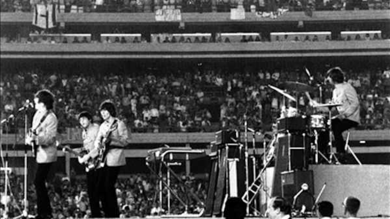 Beatles performed at Shea Stadium 50 years ago, August 15, 2015 ...