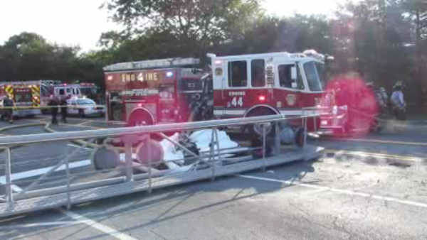 "<div class=""meta image-caption""><div class=""origin-logo origin-image none""><span>none</span></div><span class=""caption-text"">A small plane crashed Sunday morning into railroad tracks near South Oyster Bay Road  in Bethpage.</span></div>"