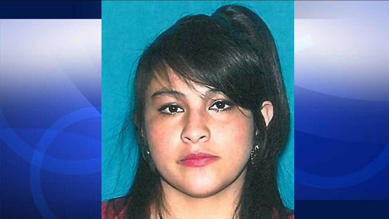 Melissa Barrios, 25, is shown in a DMV photo.