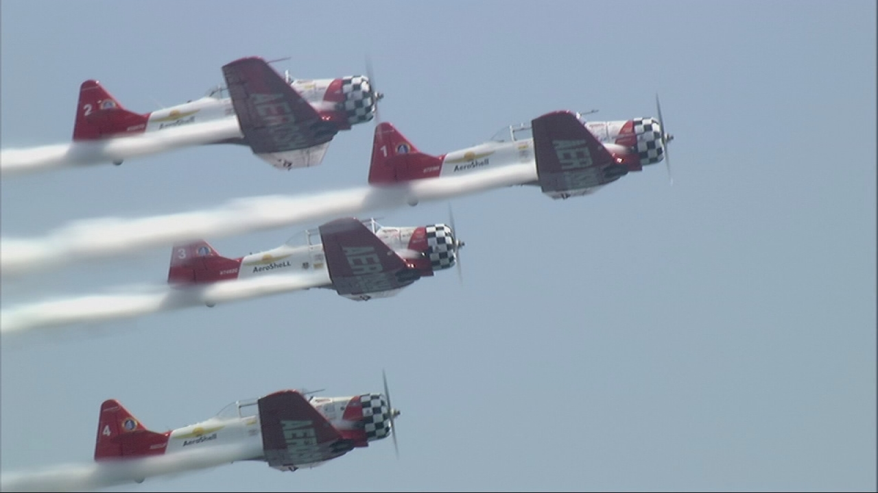 ABC7 Presents the Chicago Air and Water Show, Part 1