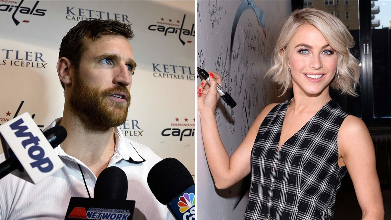 "Two-time ""Dancing With the Stars"" champion Julianne Hough and Washington Capitals forward Brooks Laich say they are planning to get married."