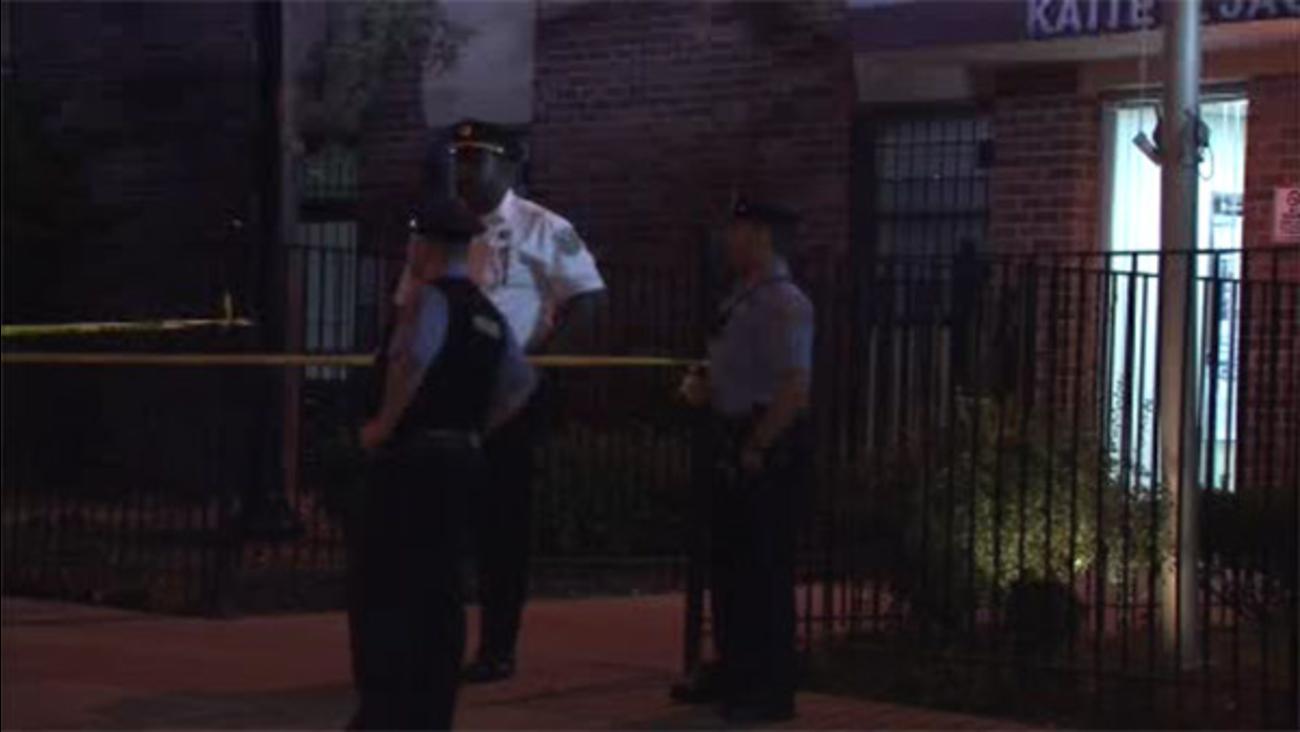 Man shot in the leg in West Philadelphia