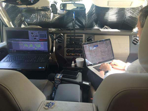 """<div class=""""meta image-caption""""><div class=""""origin-logo origin-image none""""><span>none</span></div><span class=""""caption-text"""">Foti is working from the front seat of a news car (KTRK Photo)</span></div>"""