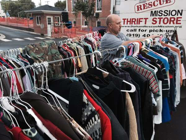 "<div class=""meta image-caption""><div class=""origin-logo origin-image none""><span>none</span></div><span class=""caption-text"">Durham Rescue Mission holds annual back-to-school giveaway Wednesday. (Photo/ABC11 Photojournalist Jeff Hinkle)</span></div>"