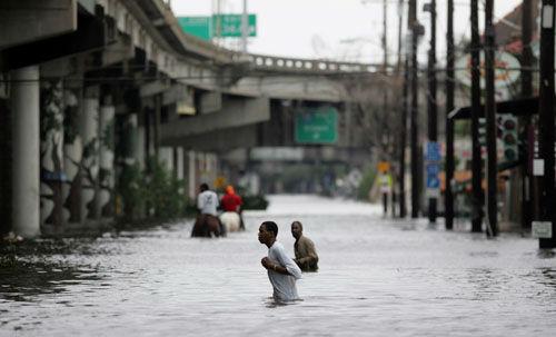 on what day did hurricane katrina hit southeast louisiana