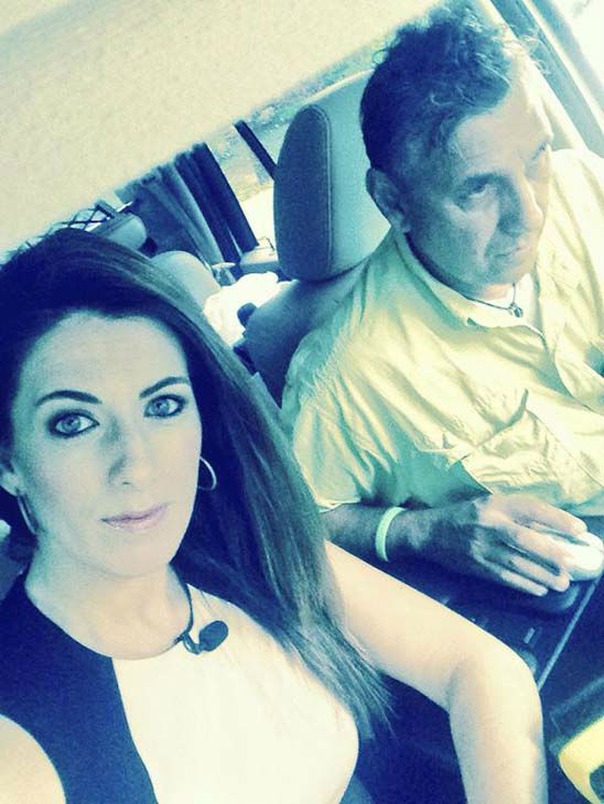 """<div class=""""meta image-caption""""><div class=""""origin-logo origin-image none""""><span>none</span></div><span class=""""caption-text"""">Natasha snapped this selfie while her photographer Mike was hard at work (KTRK Photo)</span></div>"""