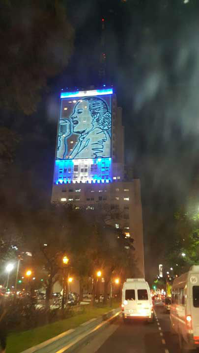 "<div class=""meta image-caption""><div class=""origin-logo origin-image none""><span>none</span></div><span class=""caption-text"">Evita still has a towering presence over Buenos Aires. (WPVI Photo)</span></div>"