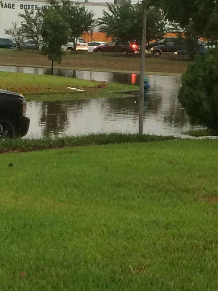 """<div class=""""meta image-caption""""><div class=""""origin-logo origin-image none""""><span>none</span></div><span class=""""caption-text"""">Several Eyewitness News viewers sent in these photos of flooding and rain in their neighborhoods. Share your photos using #abc13eyewitness on social media. (KTRK Photo/ iwitness)</span></div>"""