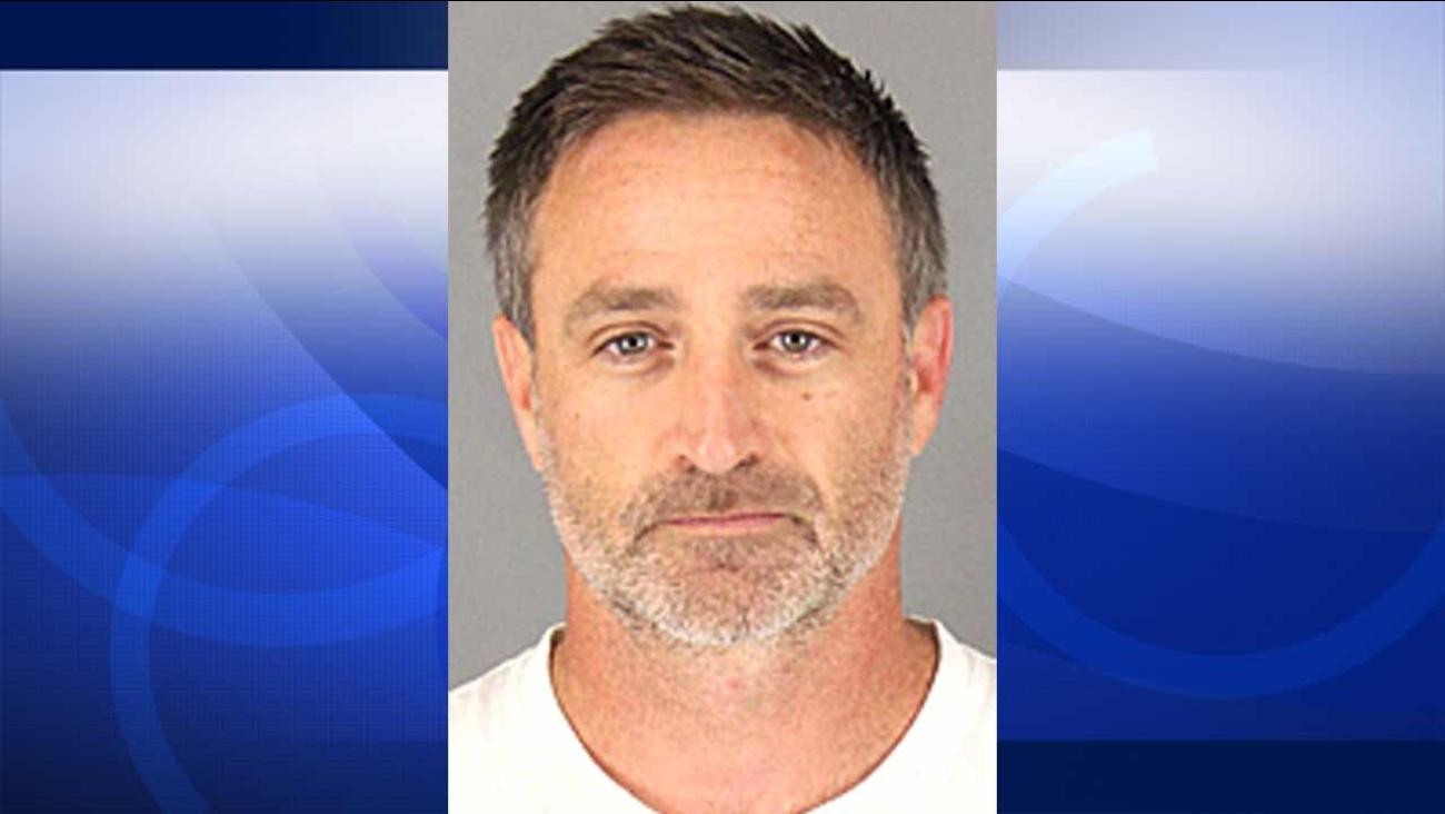 Dr. John McGuire, 44, of Carlsbad was arrested on sexual assault charges Wednesday, Aug. 19, 2015.