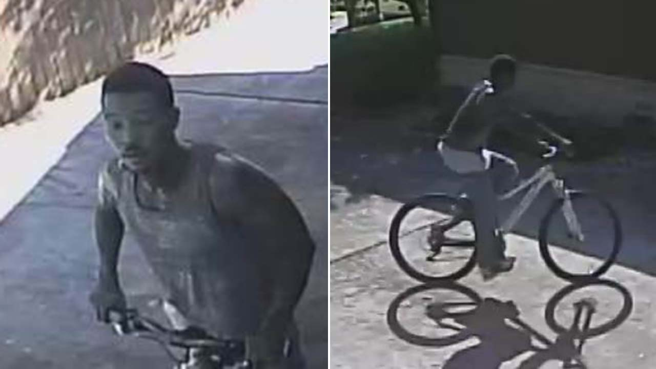 Surveillance images of the person suspected in this burglary