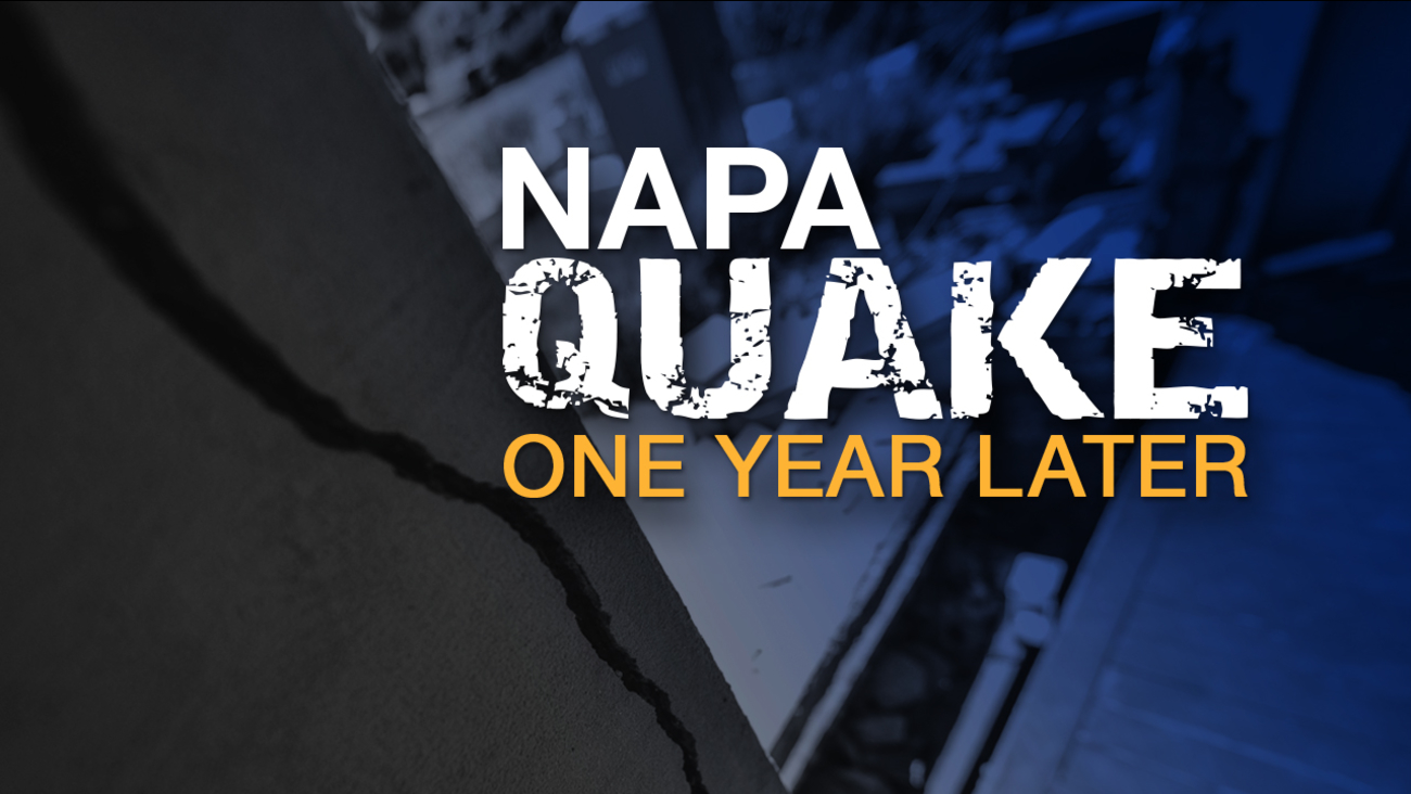 Monday, August 24, 2015 is the one-year anniversary of the 6.0 earthquake that caused millions of dollars in damage and injured hundreds of people in the North Bay.